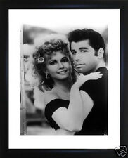 "Grease Framed Photo 28cm x 33cm (11""x13""). Click image for more photos"
