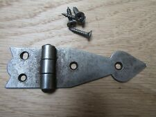 FANCY DECORATIVE RECLAIMED RETRO STYLE REPRODUCTION CABINET DOOR HINGES