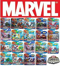 "Wow Hasbro Marvel Super Hero Squad Twin packs de 2 ""y 3"" cifras Nuevo Y Sellado"
