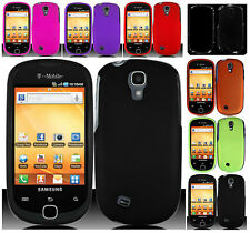 Any Rubber Hard Case For Samsung Galaxy Q/Gravity Smart/Touch 2 GT2 Slider Phone
