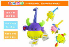 TOLO BABY ANIMAL MUSIC TOYS BABY MOBILES EDUCATIONAL SOFT TOYS