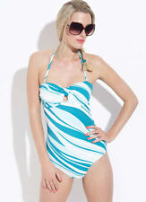 Brand New Lepel Swimwear Retro Stripe Padded Swimsuit 1231820 VARIOUS SIZES