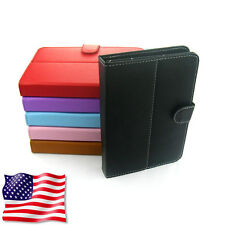 CASE COVER STAND FOLIO FOR 7 inch fits ZTE V9 FREELANDER PD10 ANDROID TABLET PC