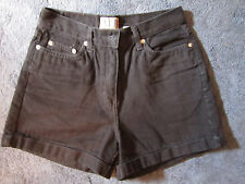 Ann Taylor Denim Shorts - Size 4 - in Black and in White - Excellent Quality!
