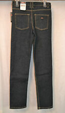 Genuine Dickies Boys Jeans Size 14 w/ Key Keeper Dependable Durable Strong NWT