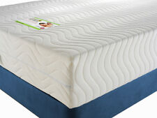 FINAL CLEARANCE- memory foam mattress single double king small super 4ft 5ft 6