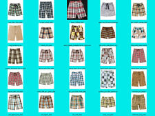 NWT Gymboree Boys Plaid Pattern Shorts Choice Bottoms NEW FREE US SHIPPING