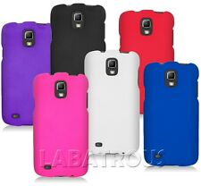 Six Colors to Choose For Samsung Galaxy S4 Active i537 Snap-on Hard Case