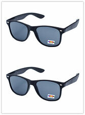 POLARIZED Mens Womens Vintage Trendy Retro Wayfarer Sunglasses Free Postage 193
