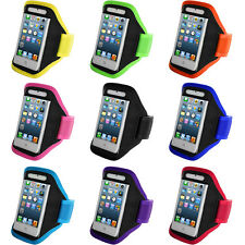 For iPod Touch 5th Gen 5G 5 Color Premium Full Running Sports Gym Armband Case