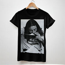 COCAINE MAN TSHIRT T SHIRTS DOPE HIPSTER SWAG FUNNY TOP FASHION