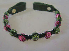 How to make Shamballa browbands, full online course by The Browband Guru