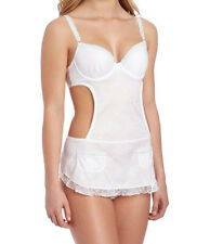 Jezebel Lust Women's Apron with G-String Style 89094