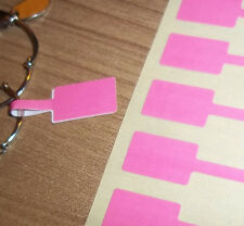 Jewellery Price Stickers / Tags Labels Dumbells For Necklaces, Accessories etc.