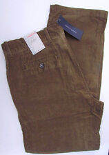 NWT Tommy Hilfiger  Classic Fit Brown Corduroy Pants Assorted