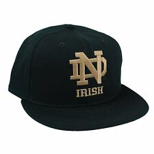 Pro-Line NCAA Notre Dame Fighting Irish Fitted College Baseball Cap Hat, Green