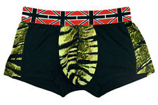 #P2114 NWT Sexy Comfy SPANDEX Cool Boxer Man Tommy Underwear Mens Brief 4 Size