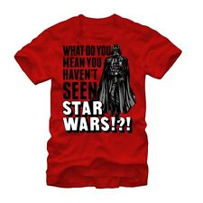 Star Wars What Do You Mean You Haven't See Star Wars Adult T-shirt
