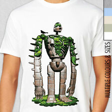 GUARDIAN ROBOT T-SHIRT.  Laputa Castle In The Sky. Studio Ghibli, Japanese Anime