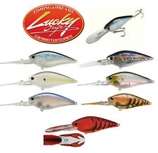LUCKY CRAFT FLAT CB D20 DEEP CRANKBAIT select colors