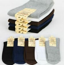 Men's Summer Autumn Pure Cotton Bamboo Charcoal Socks 1 Pairs 6Colors FREE HOT