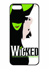New WICKED The Musical Graphics iP5 Case for iPhone 6 or 5S / 5C / 5 or 4S / 4