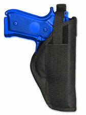 Barsony OWB Gun Concealment Belt Holster for CZ, EAA, FEG Full Size 9mm 40 45