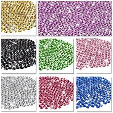 400pcs 3mm Rainbow Color Rhinestones Bling DIY Deco For iPhone Cell Phone Case