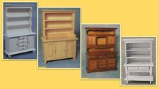 dolls house miniature 1:12 scale   dressers  4 to choose from.