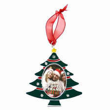 Christmas Decorations Ornament Xmas Tree Decoration Baubles New Photo Frame