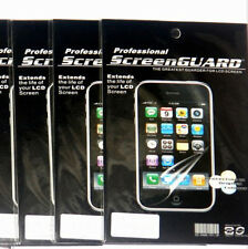 3x CLEAR LCD Guard Shield Screen Protector Film FOR Nokia Lumia Cell Phones 2013