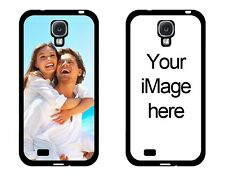 Custom Picture Samsung Galaxy S4 Rubber Case YOUR IMAGE HERE YOUR PICTURE HERE