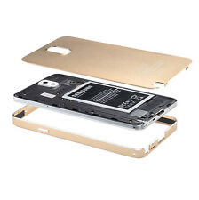 Luxury Deluxe Ultra Thin Metal Aluminium Case Cover for Samsung Galaxy Models
