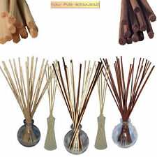 Diffuser Reed Kits - Includes: Glass Bottles / Diffuser Reeds & Natural Base Oil