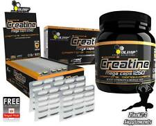 Olimp Creatine Monohydrate Mega Caps 1250mg STRONG Creatine HARDCORE MASS Pills
