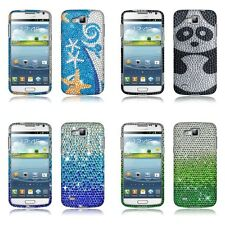 Bling Rhinestones Diamond Premium Case Cover for Samsung Galaxy Premier I9260