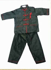 Have one to sell? Sell it yourself Boy's Asian Chinese Mandarin Kung Fu Costume