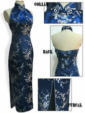 Charming Chinese women's long dress evening dress Cheongsam size S--XXXL