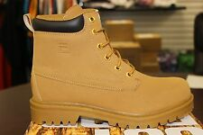 FILA Outdoor Men's Edgewater 12 Wheat Gum Boots Brand New in Box
