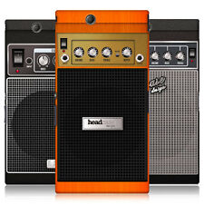 HEAD CASE DESIGNS GUITAR AMP HARD BACK CASE COVER FOR SONY XPERIA Z ULTRA C6802