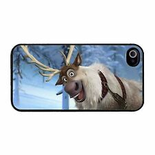New Cute Disney Frozen Sven iPhone 4/4s or iPhone 5 Case Cover