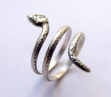 Snake Ring, Sterling Silver Ring, Snake Ring Silver, Snake Jewelry in Silver