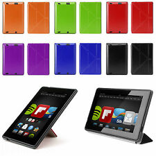 """ORIGAMI LEATHER SLIM CASE COVER FOR AMAZON KINDLE FIRE HD 7"""" 2 (2nd Gen. 2013)"""