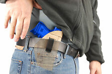 NEW Barsony Tan Leather IWB Gun Holster for Ruger Compact 9mm 40 45