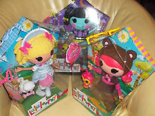 NEW Lalaloopsy Full-Size Cute Character Dolls with Pet (5 STYLES - YOUR CHOICE)