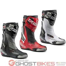 TCX R-S2 EVO MOTORCYCLE RACING RACE TRACK CE APPROVED MOTORBIKE BOOTS GHOSTBIKES