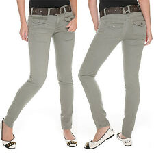 BE BOP OLIVE BELTED CARGO SKINNY JEANS DIFFERENT SIZES TO CHOOSE FROM
