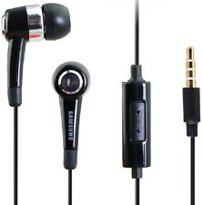 #B NEW ORIGINAL OEM SAMSUNG 3.5MM HEAPHONES HEADSET+MIC