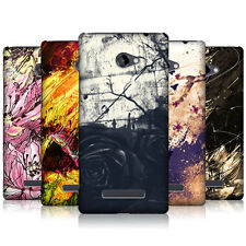 HEAD CASE DESIGNS FLORAL DRIPS CASE COVER FOR HTC WINDOWS PHONE 8X