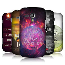 HEAD CASE DESIGNS CHRISTIAN SERIES 1 BACK CASE FOR SAMSUNG GALAXY S DUOS S7562